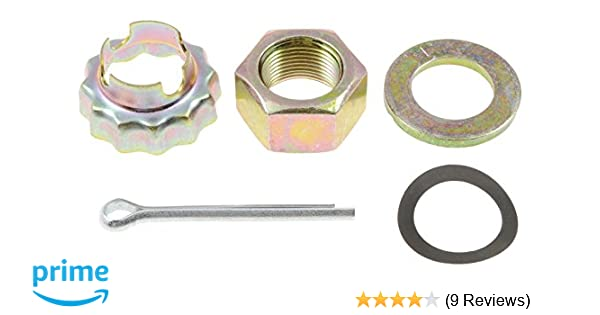 Dorman 04983 Spindle Lock Nut Kit