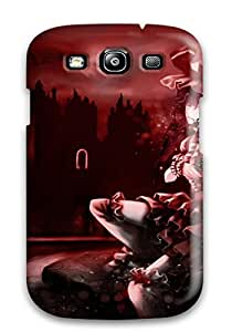 New Fashion Premium Tpu Case Cover For Galaxy S3 - Touhou Anime Other
