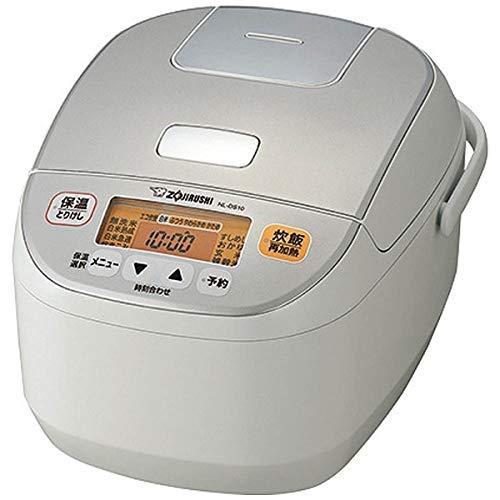 象印 マイコン炊飯ジャー 5.5合炊き ホワイト NL-DS10-WA   B074K1HBPC
