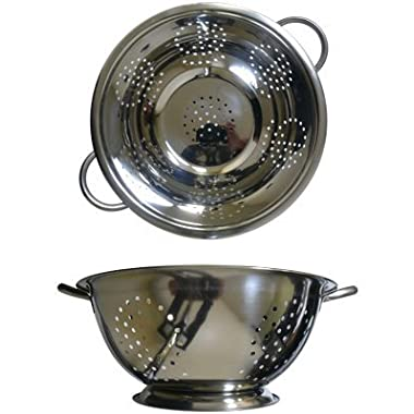 Al-de-chef Collander 11  Stainless Steel