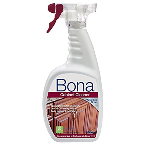 Kitchen Cabinet Cleaner. Bona Cabinet Cleaner  36 oz Kitchen Amazon com