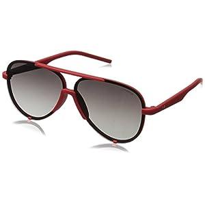 Polaroid Sunglasses Unisex-Adult PLD6017S Aviator Sunglasses