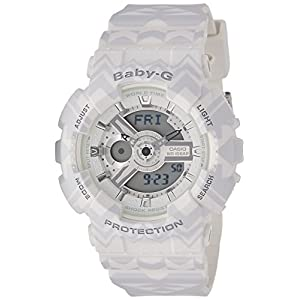 41n3tVsry4L. SS300  - Casio Baby-G BA110TP-7A Women's Watch