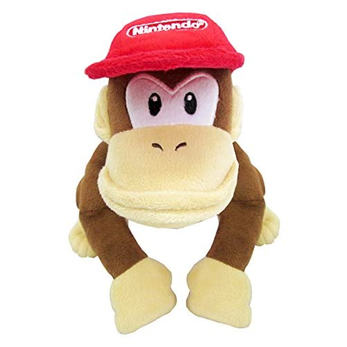 Super Mario All Star Collection AC21 Diddy Kong