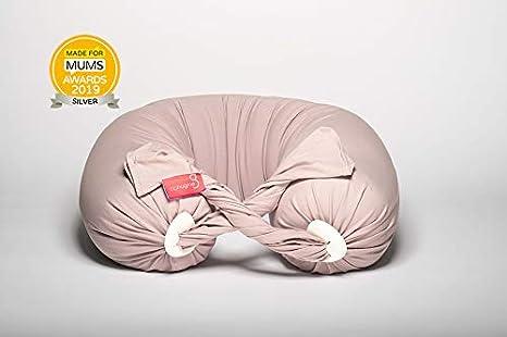 la galardonada almohada de embarazo y lactancia y soporte de cuerpo completo Almohada de embarazo bbhugme/® TM