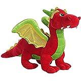 Amazon.com  Y DDRAIG GOCH the Red Dragon (UK Exclusive) - Ty Beanie ... 44560eef6ce8