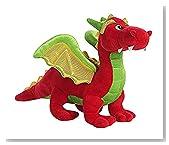 Aurora World Dragon Plush, Darmith The Loud