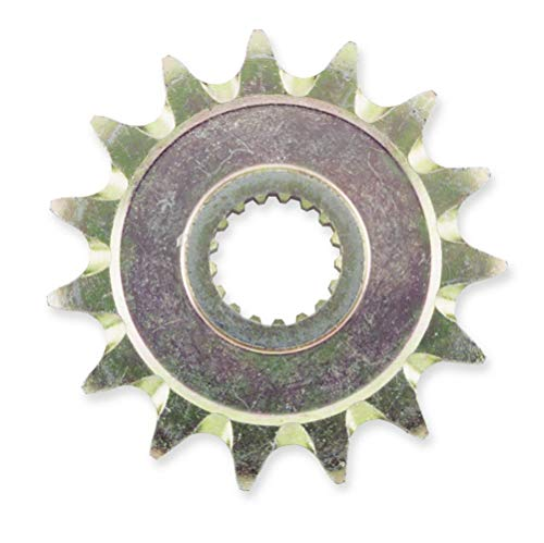 (Sunstar 35915 15-Teeth 520 Chain Size Front Countershaft Sprocket)