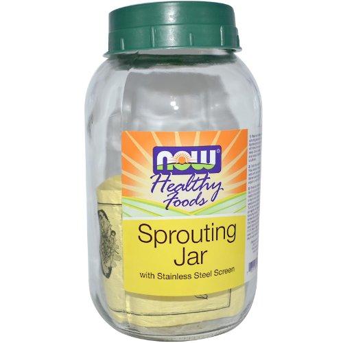 Now Foods, Sprouting Jar, 1 Jar