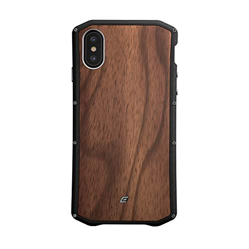 Element Case Katana case for iPhone XS Max - Stainless Steel (EMT-322-196E-01)