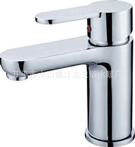 ZY-YY バスルームのシンクは、スロット付き浴室の洗面台のシンクホットコールドタップミキサー流域の真鍮シンクミキサータップ非震とう浴室蛇口蛇口流域の蛇口シャワーの蛇口をタップ