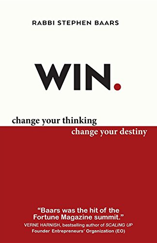 WIN: Change Your Thinking, Change Your Destiny