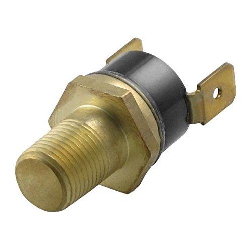 American V 180 F elettrico ventilatore termostato interruttore 1//8/NPT Ottone sensore sonda Chevy 350/383