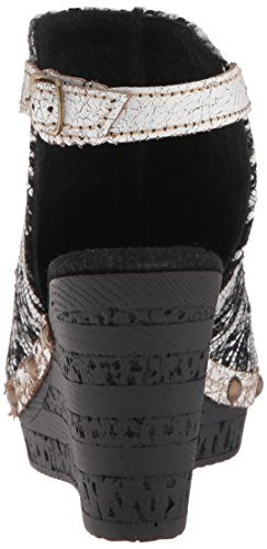 multi Sbicca Black Women's Sandal Wedge Sabari 8wwXgqTp