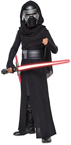 Childs Halloween Costume (Rubie's Star Wars: The Force Awakens Child's Deluxe Kylo Ren Costume,)