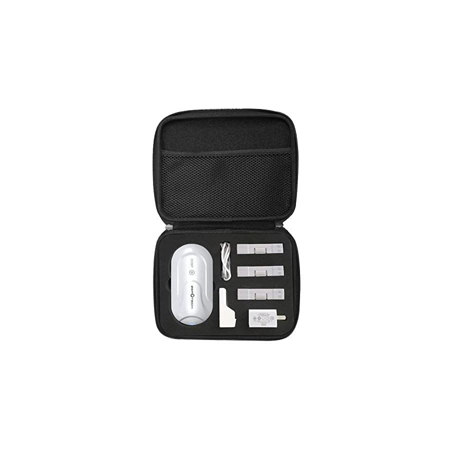 Anbee Dobby Storage Case, Hard Carrying Case Bag for ZEROTECH Dobby Mini Selfie Pocket Drone