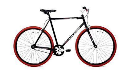 48dc33805db Image Unavailable. Image not available for. Color: Thruster 700C Urban Fixie  Bike ...