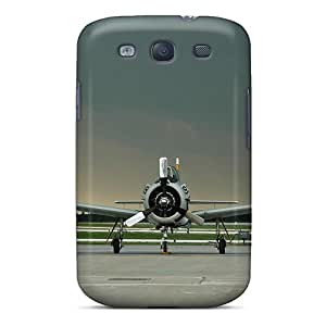Tpu Case Cover Compatible For Galaxy S3/ Hot Case/ T 28 On The Flight Line