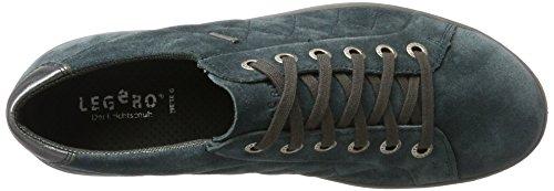 Damen Petrol Sneaker Olbia Blau Legero C1YqxTw1