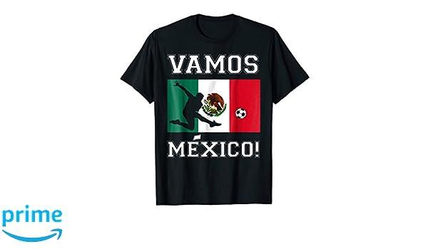 Amazon.com: Camiseta de Mexico Futbol Mundial Rusia Seleccion Mexicana: Clothing