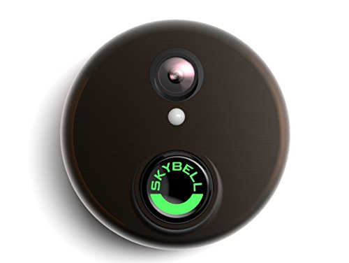 SkyBell HD Bronze WiFi Video Doorbell