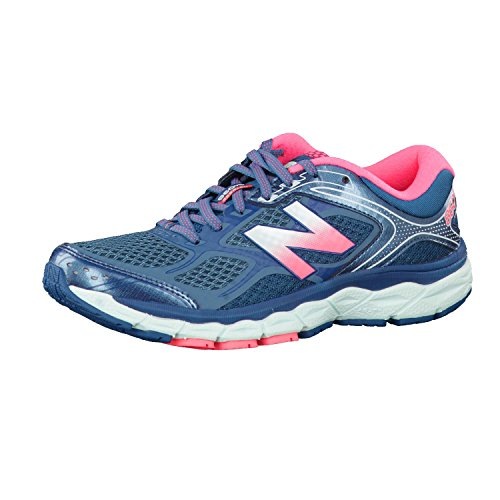 New Balance W 860 Stability B PB6 Pink Blue Azul