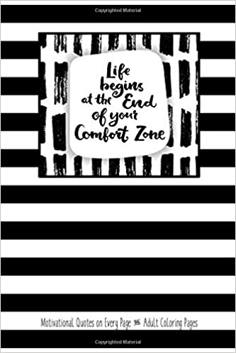 Amazon.com: Life Begins At The End Of Your Comfort Zone ...