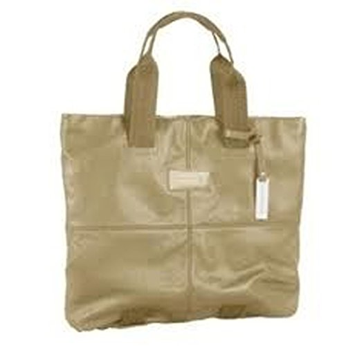 Grande bg Piquadro Bag Shopping Beige Pelle Colore Bd2586w48 In 1gRxn57Bq