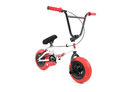 FatBoy Mini BMX Bicycle Freestyle Bike Fat Tires, Boy, Wulf A4