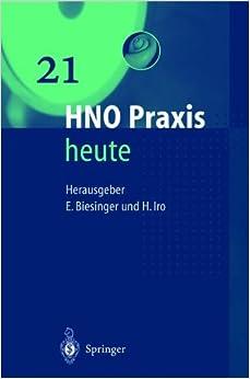 Book Hno Praxis heute 21 (HNO Praxis heute (abgeschlossen))