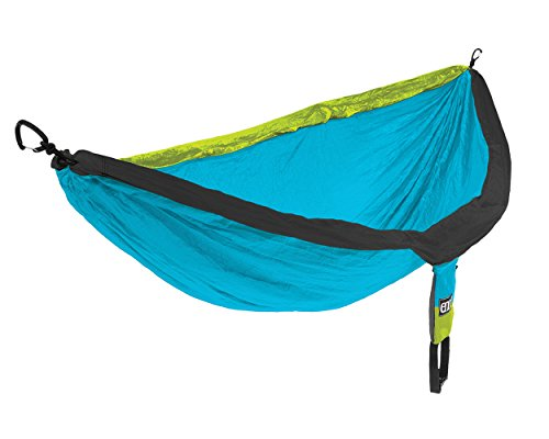 ENO Eagles Nest Outfitters - DoubleNest Hammock, Portable Hammock for Two, CDT Special Edition