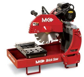 Saw Masonry Wet (MK Diamond 150598 MK-2000 14-Inch Electric Wet/Dry Cutting Masonry Saw)