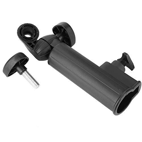 (VGEBY1 Golf Umbrella Holder, Golf Push Trolley Umbrella Holder Plastic Stand Pull Bike Cart Golf Accesory)
