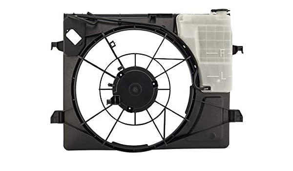 Auto 7 314-0030 cubierta para ventilador de radiador: Amazon.es ...