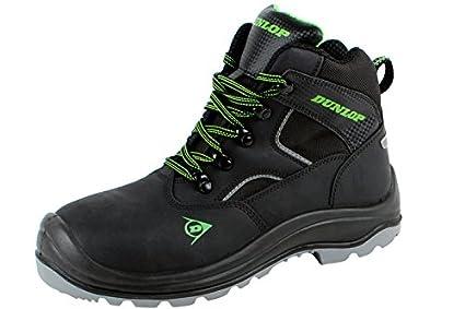 Dunlop Orion High Schwarze Arbeitsschutzschuhe