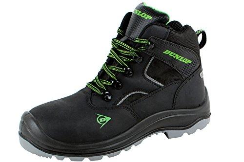 Dunlop High sécurité Chaussures couleur Orion noir de qpw7FS1q