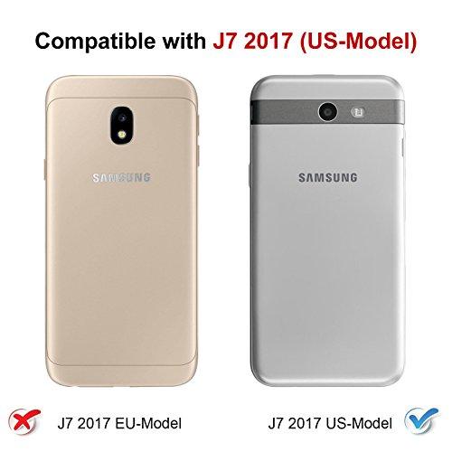 Heat Dissipation Funda para Galaxy J7 2017 Case, Vandot Disipación de Calor PC Caja del Teléfono, la Moda de Diseño de Múltiples Agujeros Ventilación Enfriamiento Caso de la Cubierta Anti-arañazo dact SRK 03