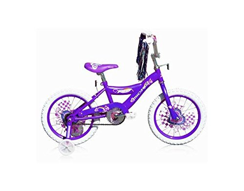 Kiddy 16 in. Bicycle in Purple