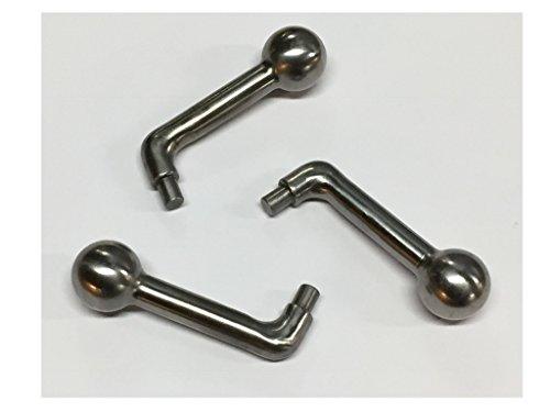 Crazy Ivan Weld-On Mosin-Nagant Sniper-style bolt handle (round)