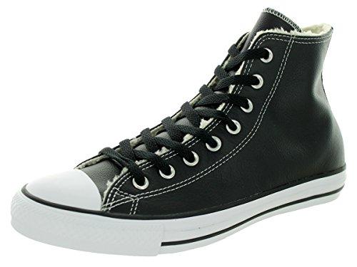 Converse Ct Shear Lea Hi - Zapatillas altas Mujer Negro con blanco