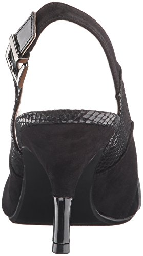J.renee Womens Laceyann Dress Pump Black / Multi