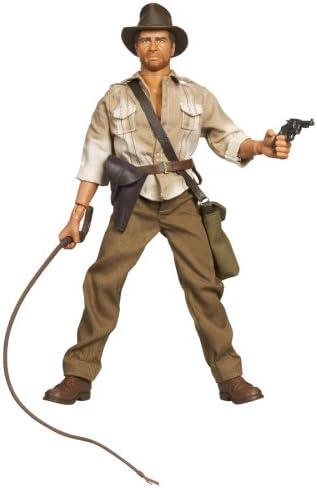 Figura de Indiana Jones de 30,48 cm con acción de látigo: Amazon.es: Juguetes y juegos