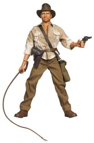 Hasbro Indiana Jones 12 Inch Figure Indiana Jones with Whip Action