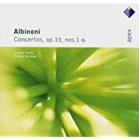 Albinoni: Cto Nos 1 - 6 [Importado]