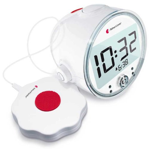 Bellman & Symfon Alarm Clock Visit (BE1580) by Bellman and Symfon