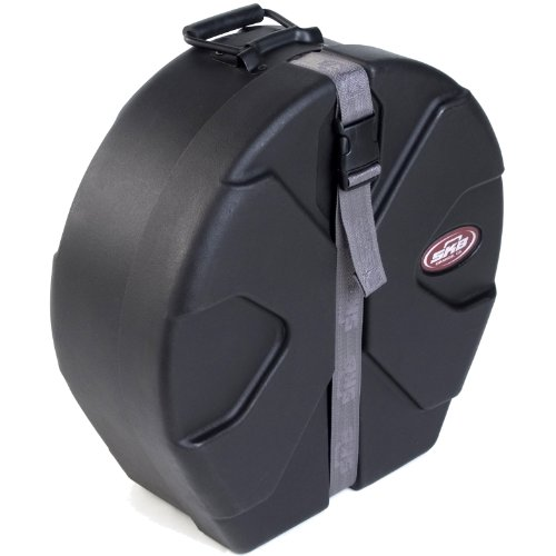 SKB 4 X 14 Snare Case with Padded Interior