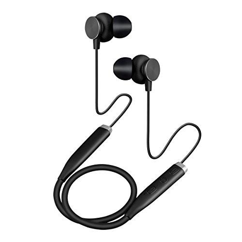 Bluetooth Headphones Waterproof Sport Earbuds Rechargeable H
