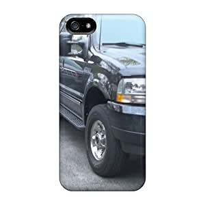 Iphone 5/5s Case, Premium Protective Case With Awesome Look - Ford 2003 Excursion Limited 2010 Cadillac Srx by lolosakes
