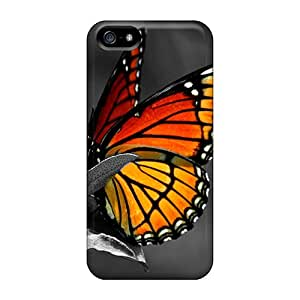New Arrival Butterfly SUT12165fQLY Cases Covers/ 5/5s Iphone Cases