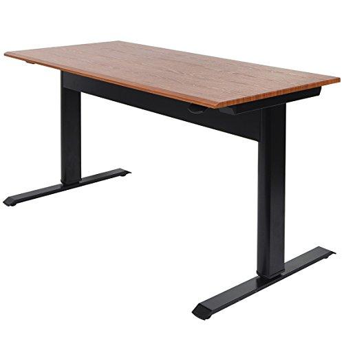Luxor 56 Pneumatic Adjustable Height Standing Desk